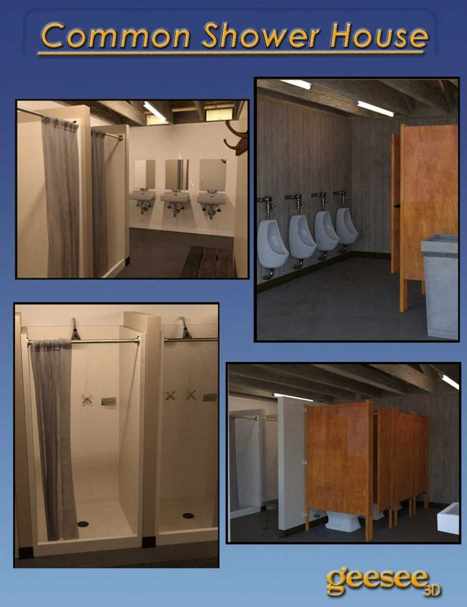 Common Shower House