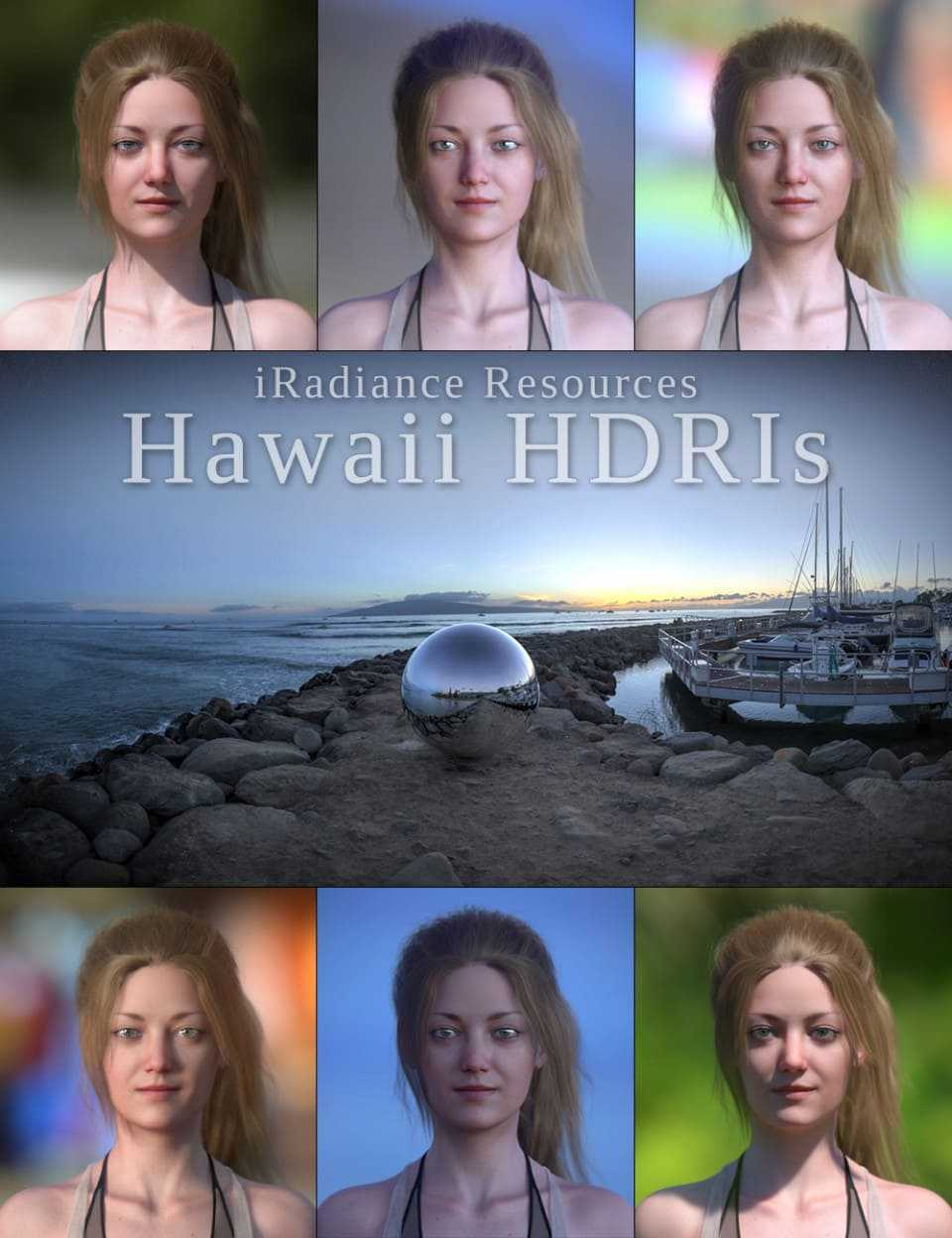 iRadiance HDR Resources – Hawaii