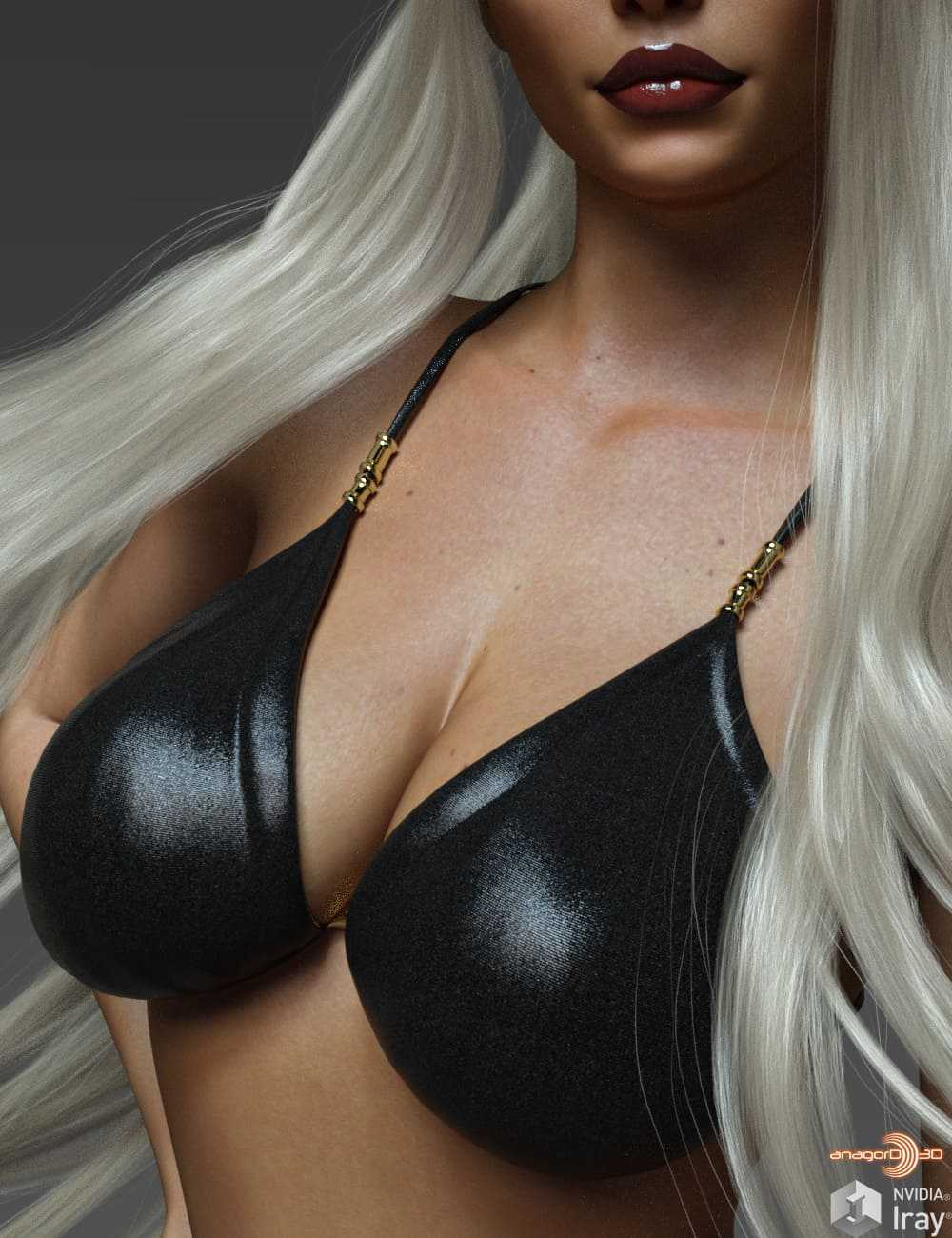 Big Breasts Morphs for G8F Vol 3