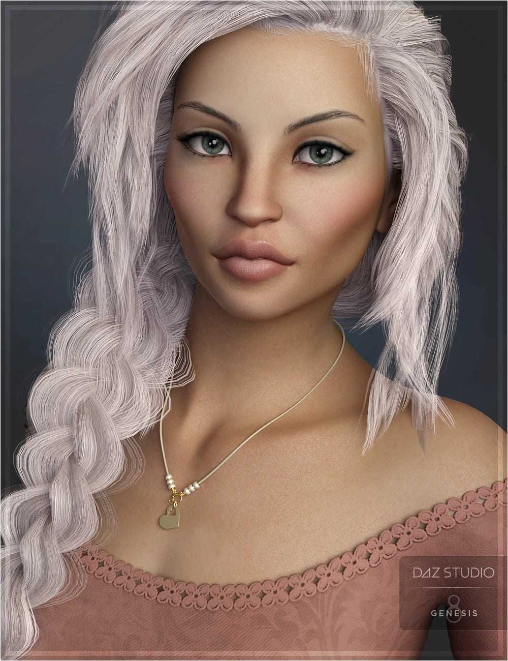 Emalie for Genesis 8 Female