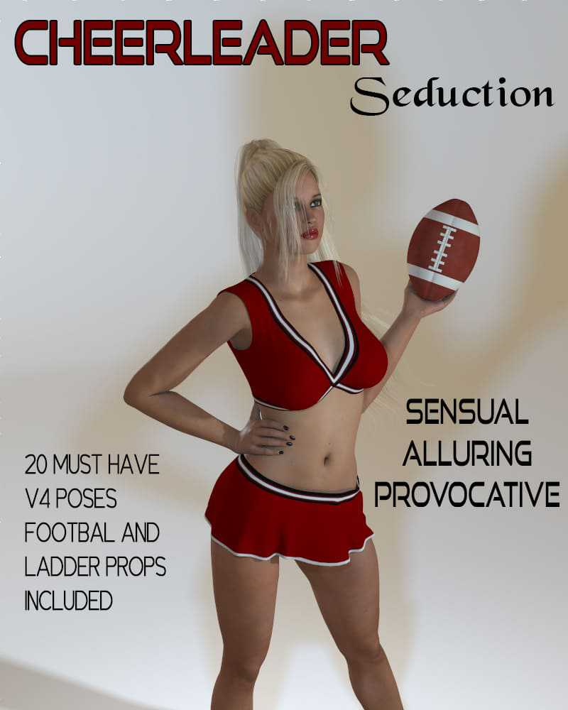 Z Cheerleader Seduction