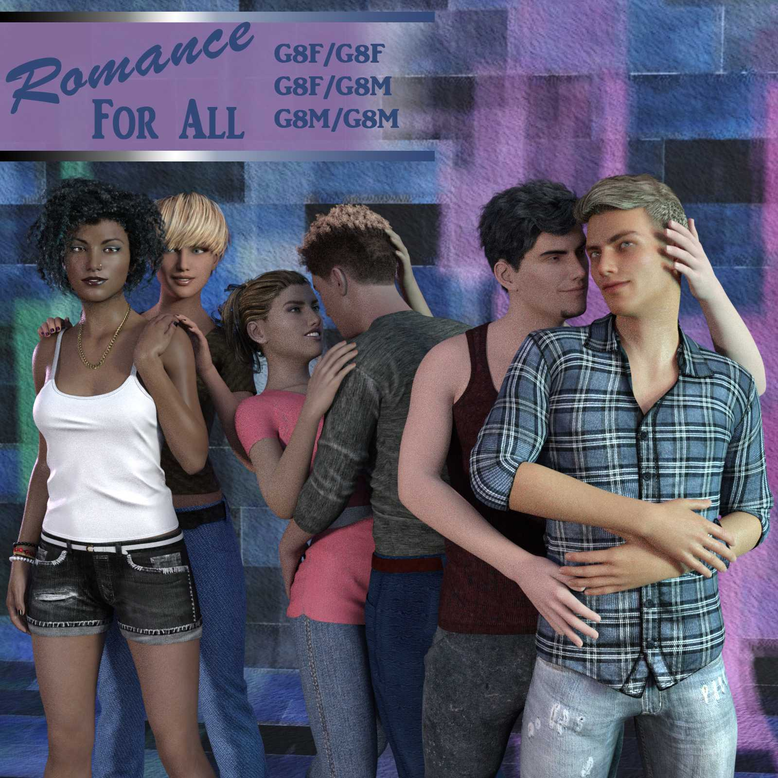 Romance for All Poses
