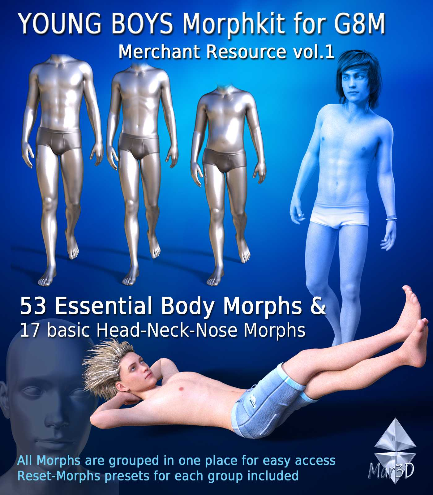 Young Boys Morphkit for G8M – Merchant Resource 1