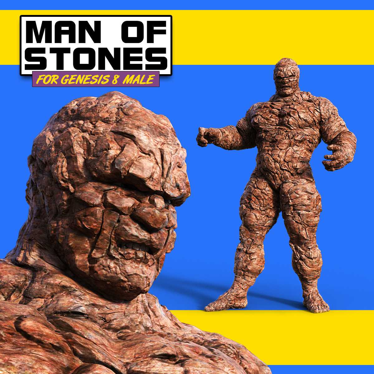 Man Of Stones for G8M