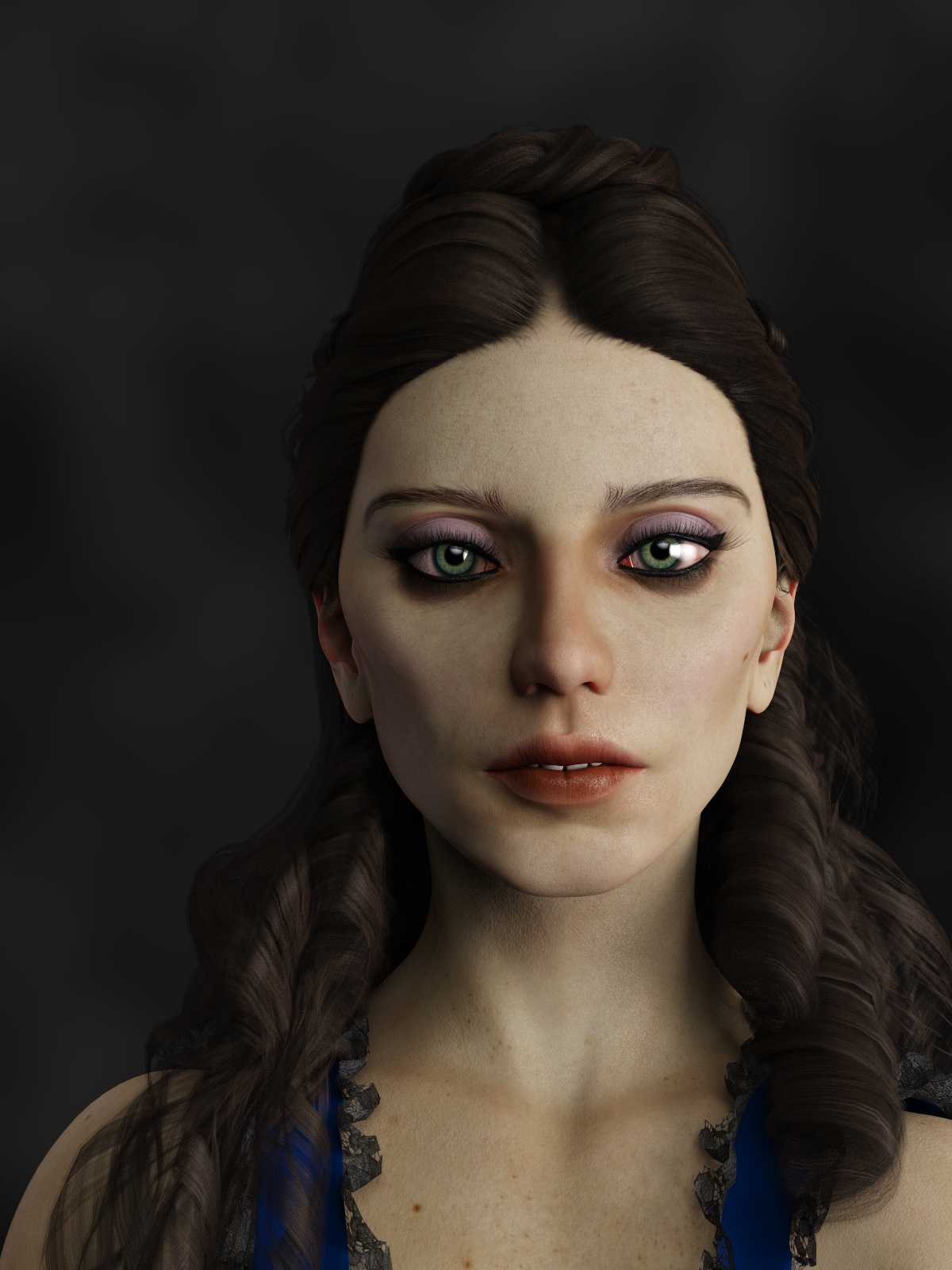Clemency for Genesis 8 Females