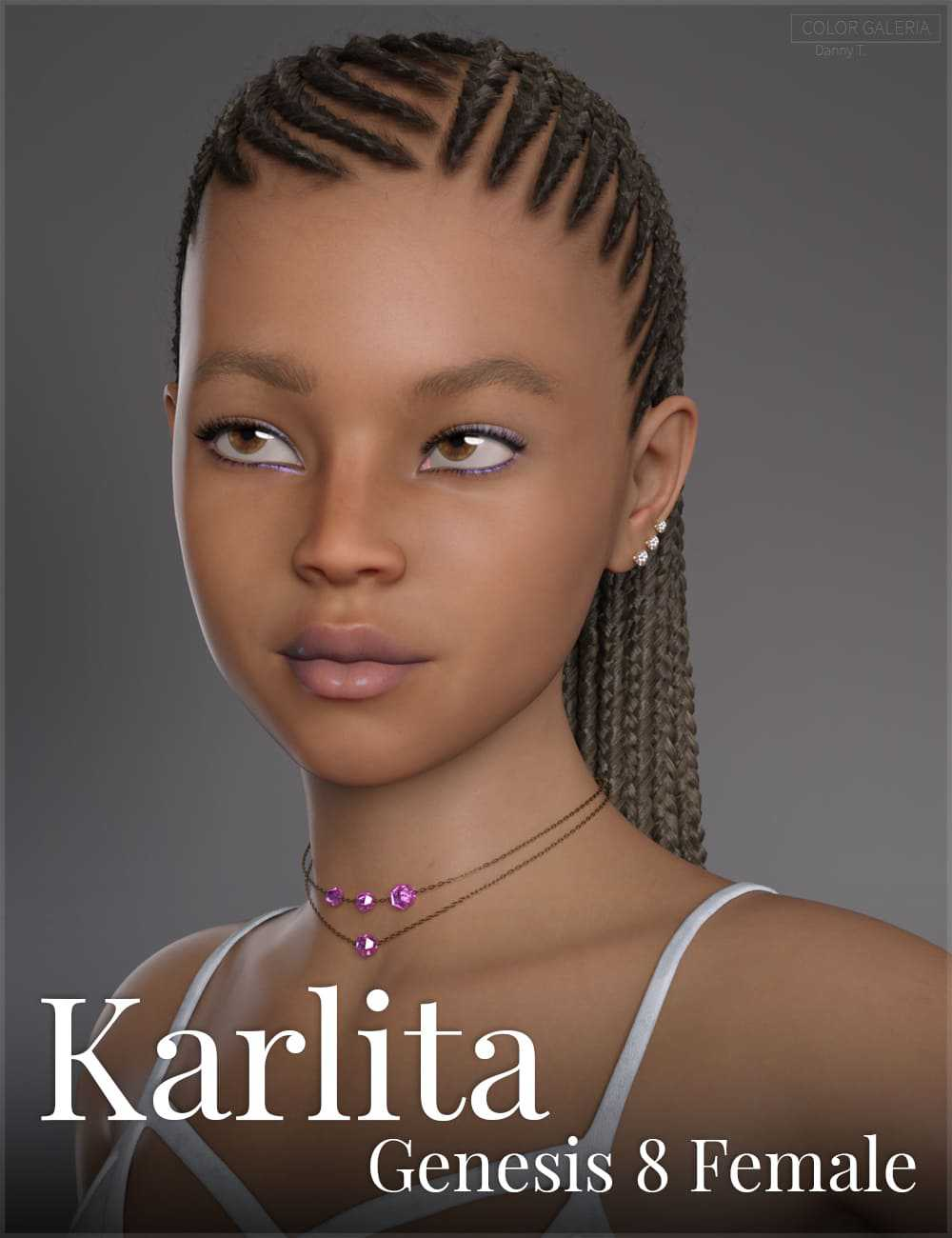 Karlita for Genesis 8 Female – Teen