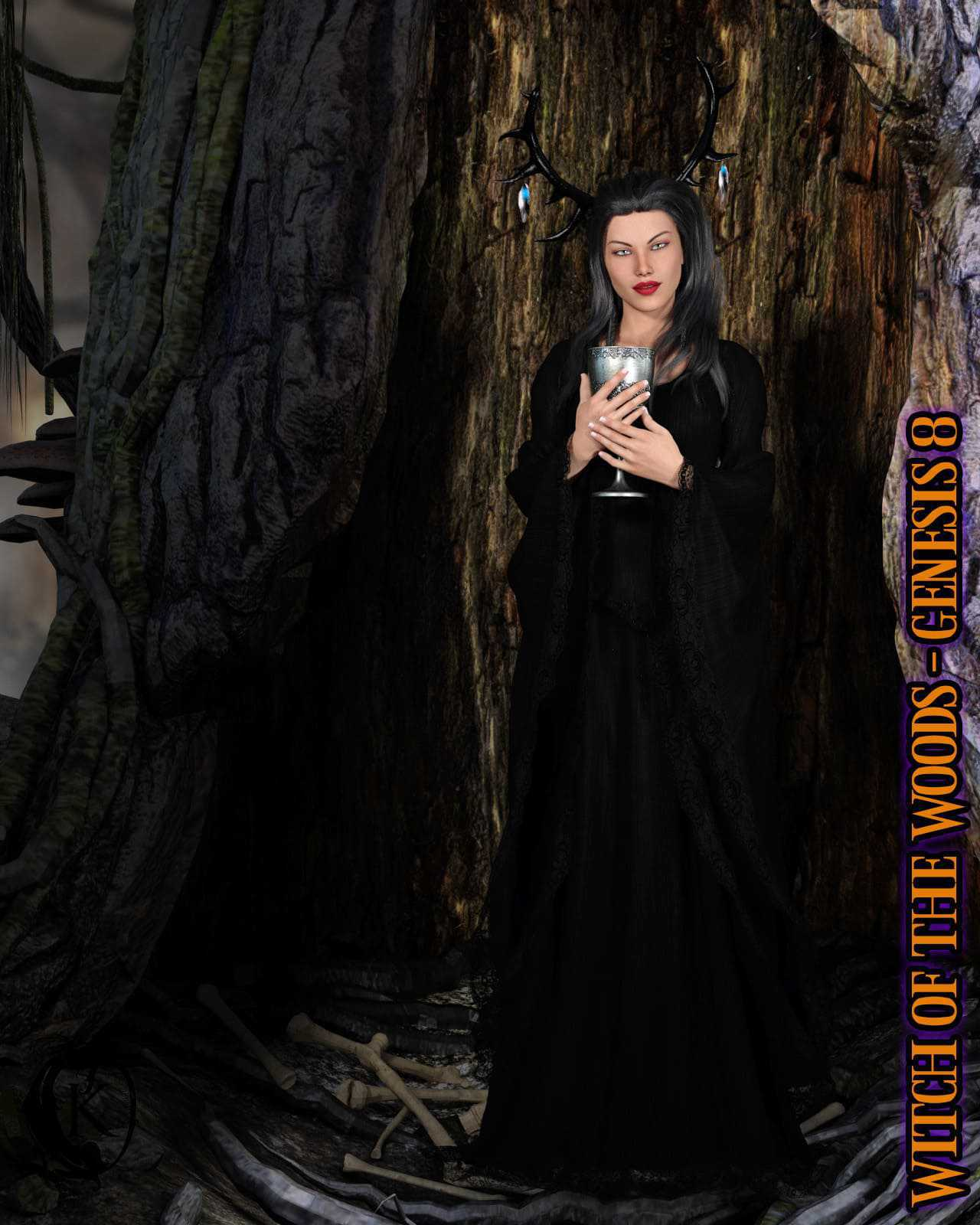 dforce – Witch of the Woods – Genesis 8