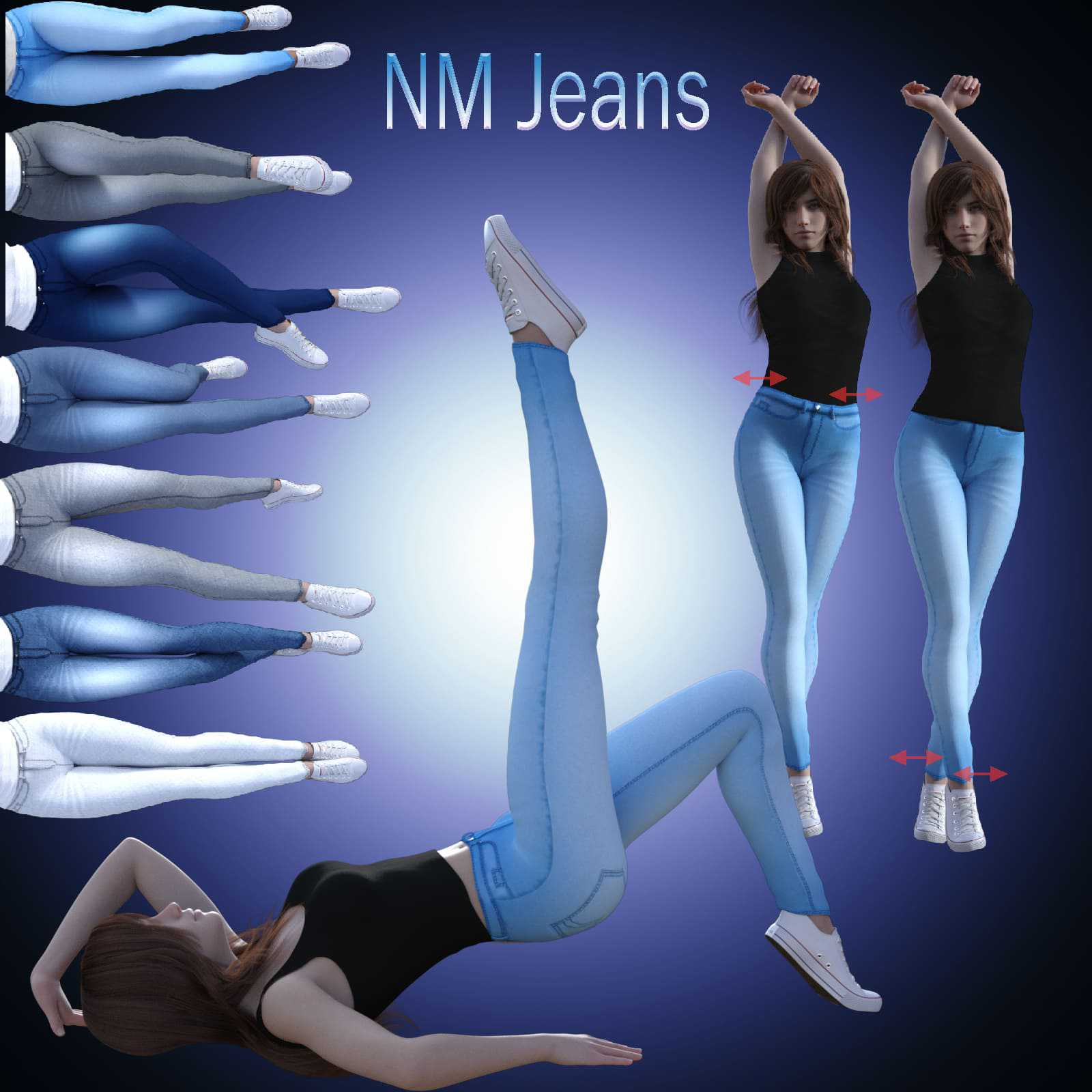 NM Jeans