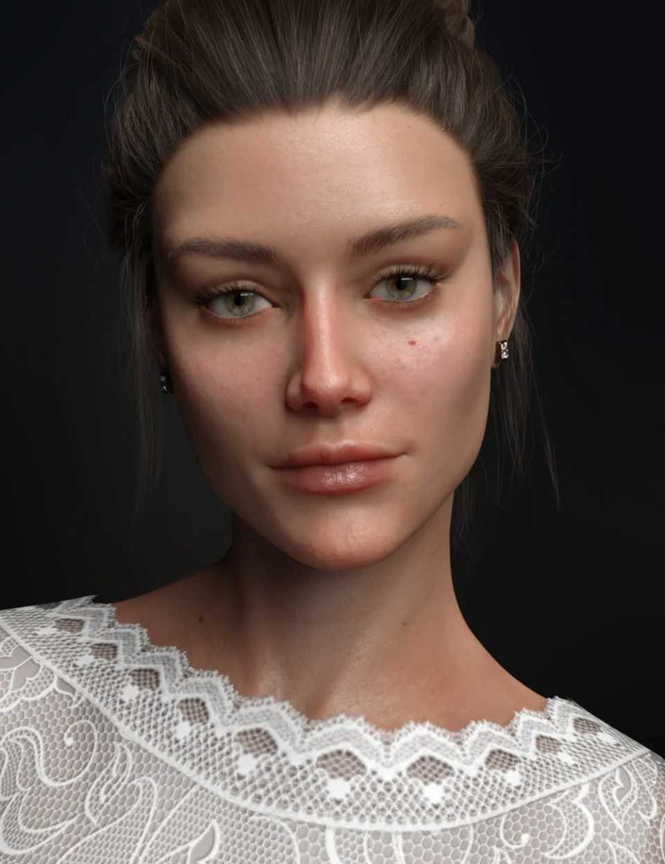 Allegra HD and Expressions for Genesis 8 Female