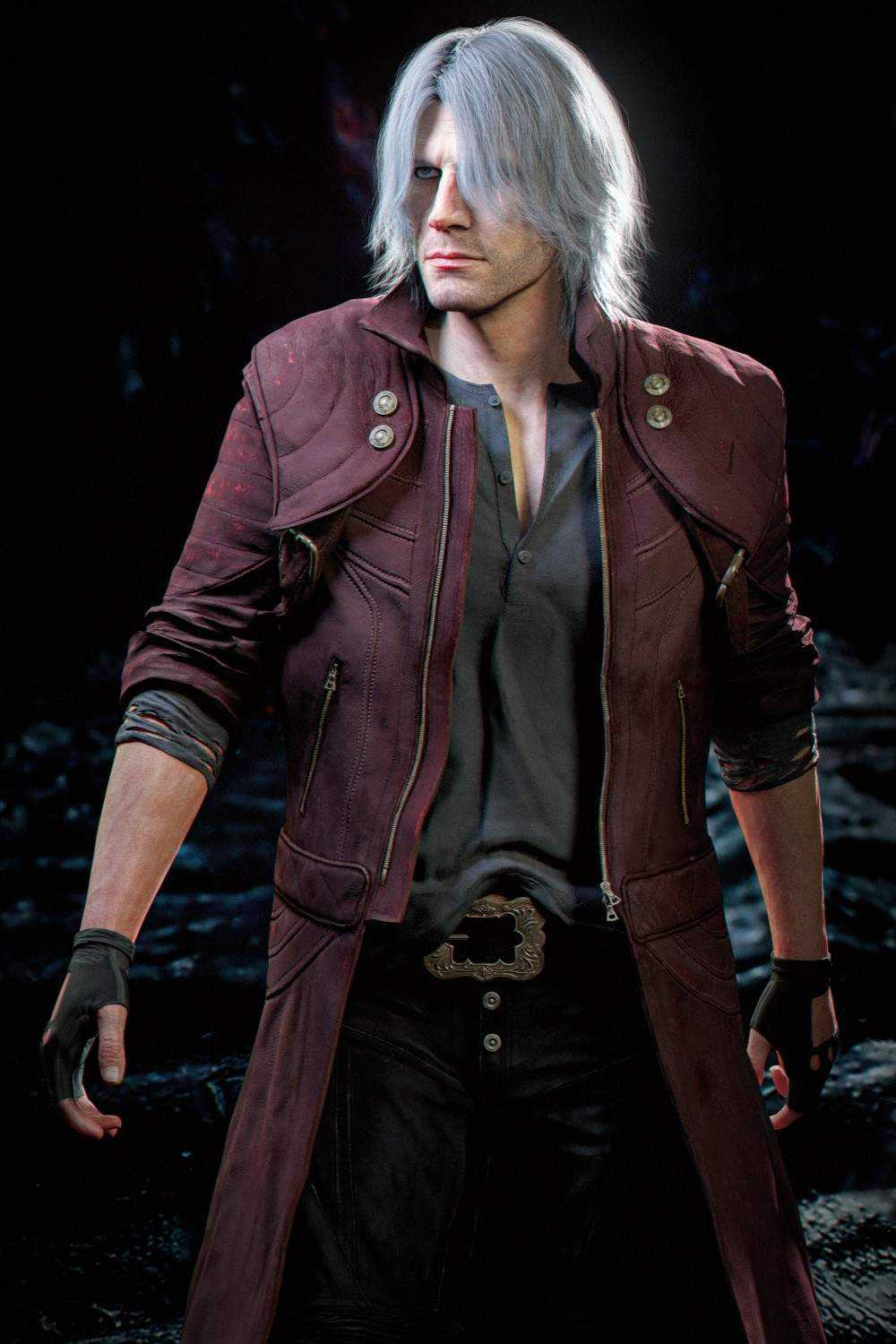 Dante Devil May Cry 5 Bundle For Genesis 8 Male