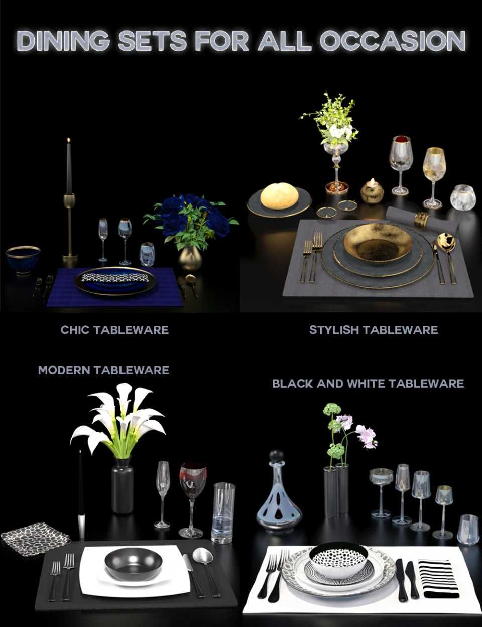 Dining Sets for All Occasions