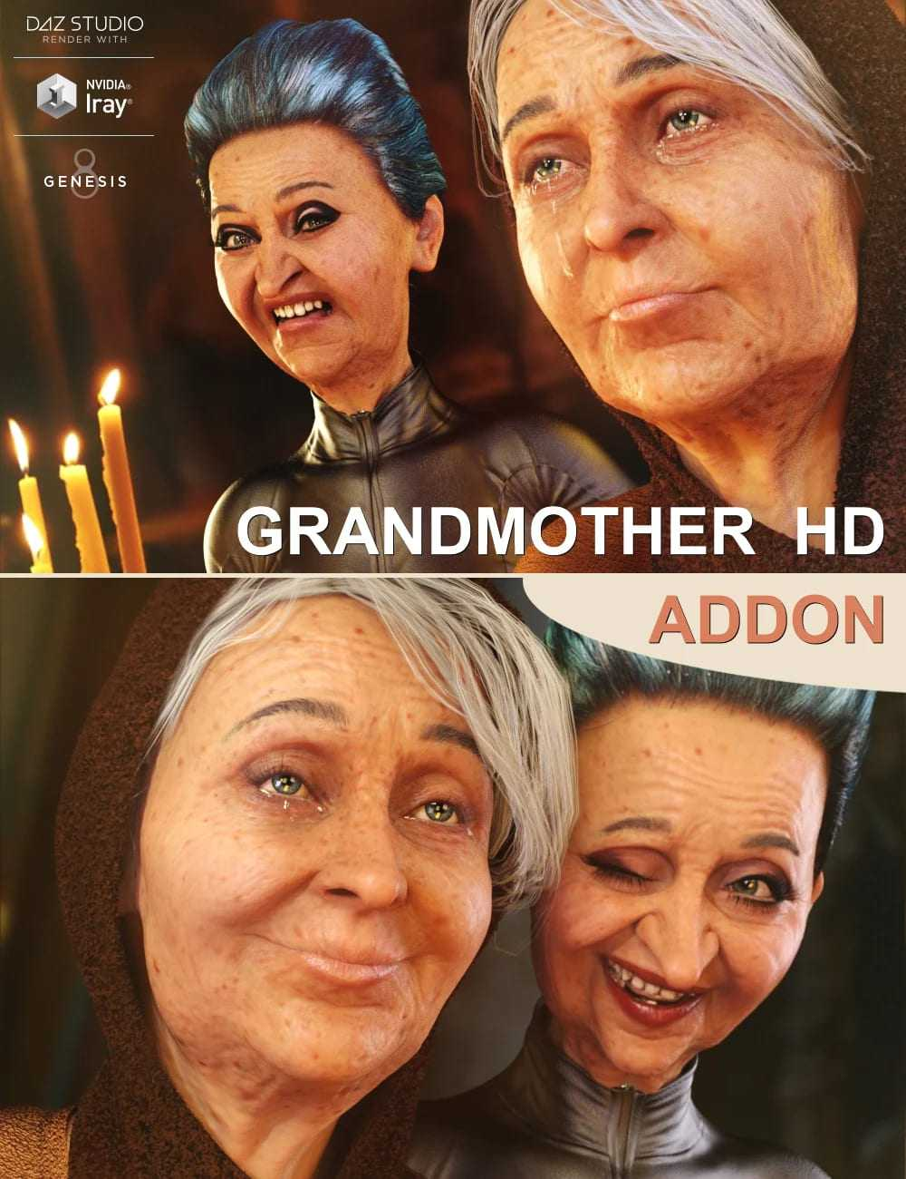 Grandmother HD Addon
