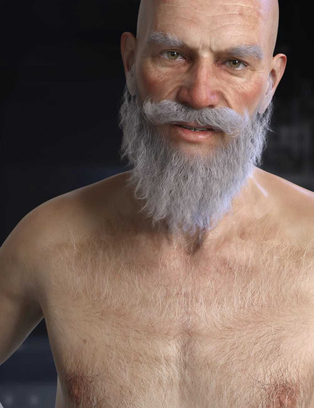 RY Frederic for Genesis 8 Male