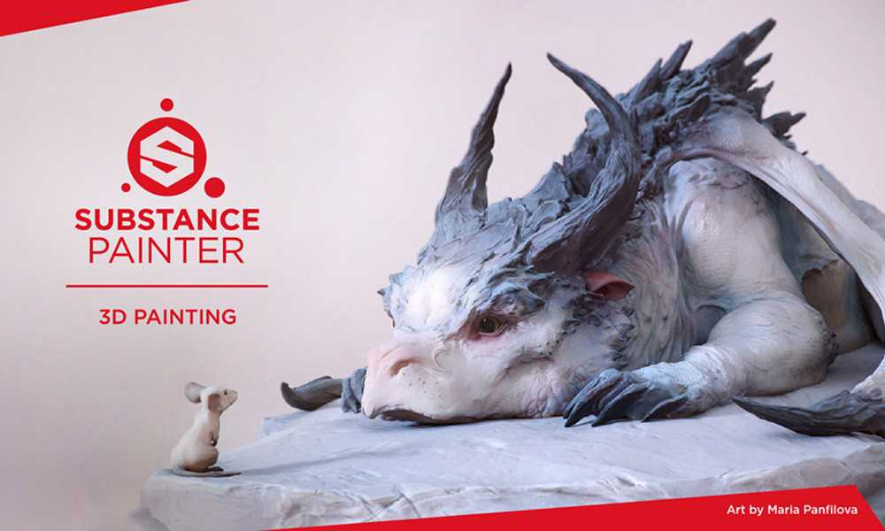 Allegorithmic Substance Painter 6.2.0.513 Win