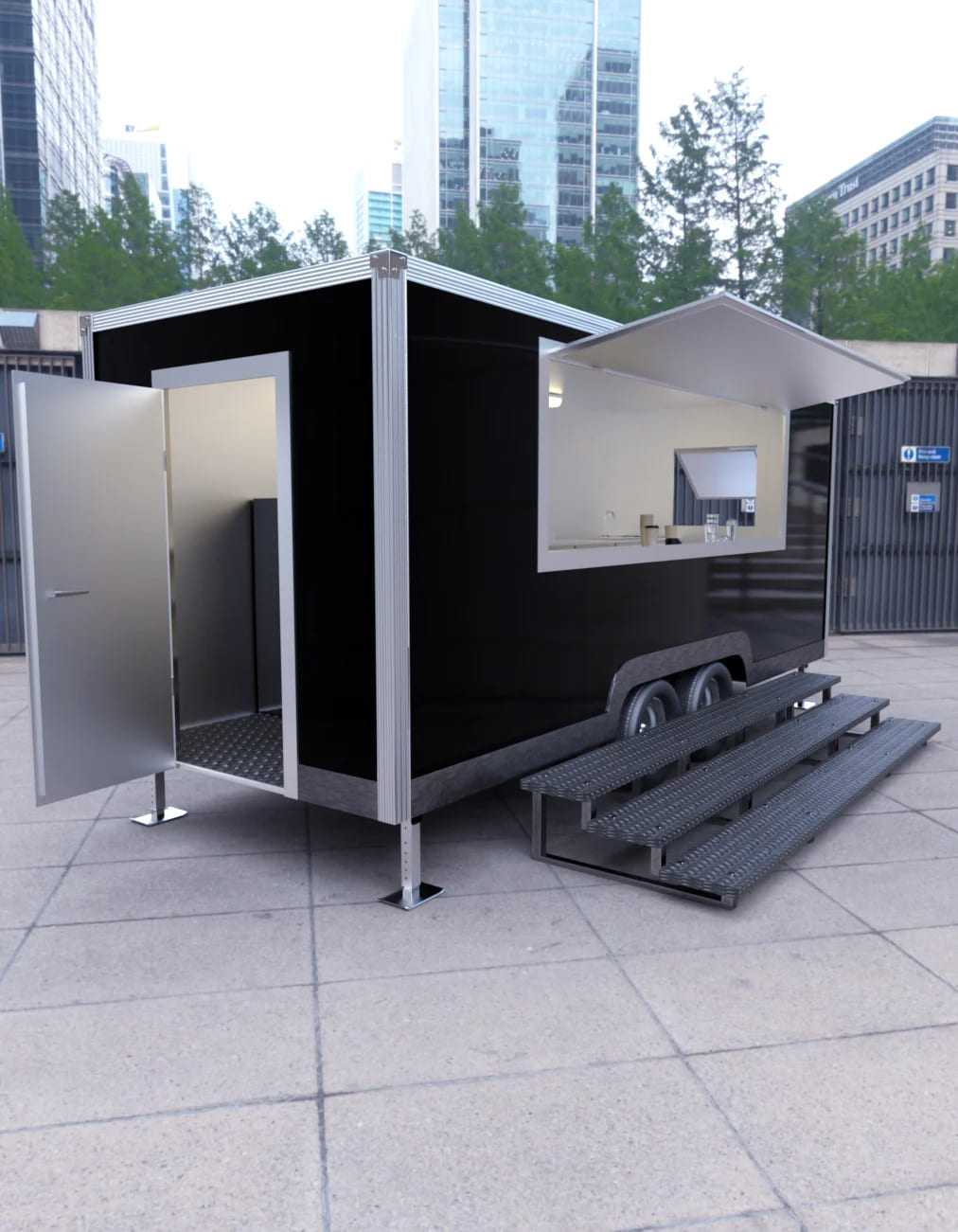 Mobile Catering Truck Collection