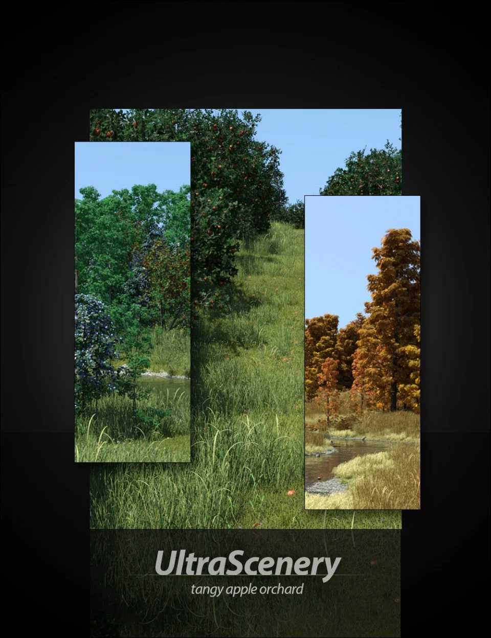 UltraScenery – Tangy Apple Orchard